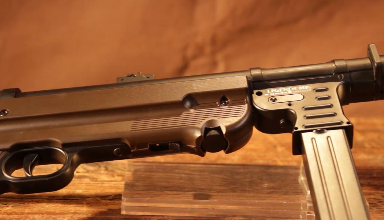 Umarex Legends MP40 Single Action