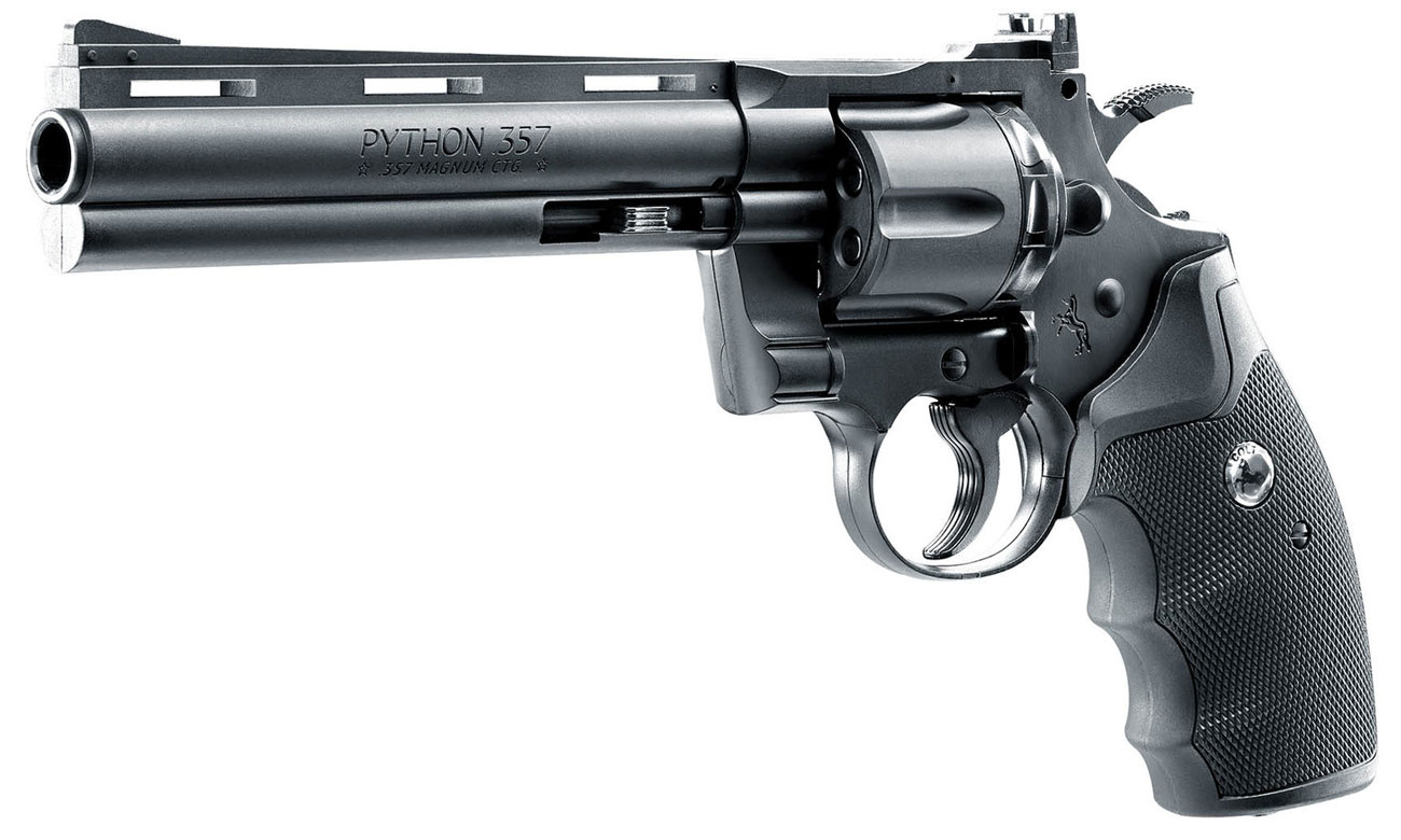"""Colt Python 6"""""""" Diabolo/BB 4,5 mm"""