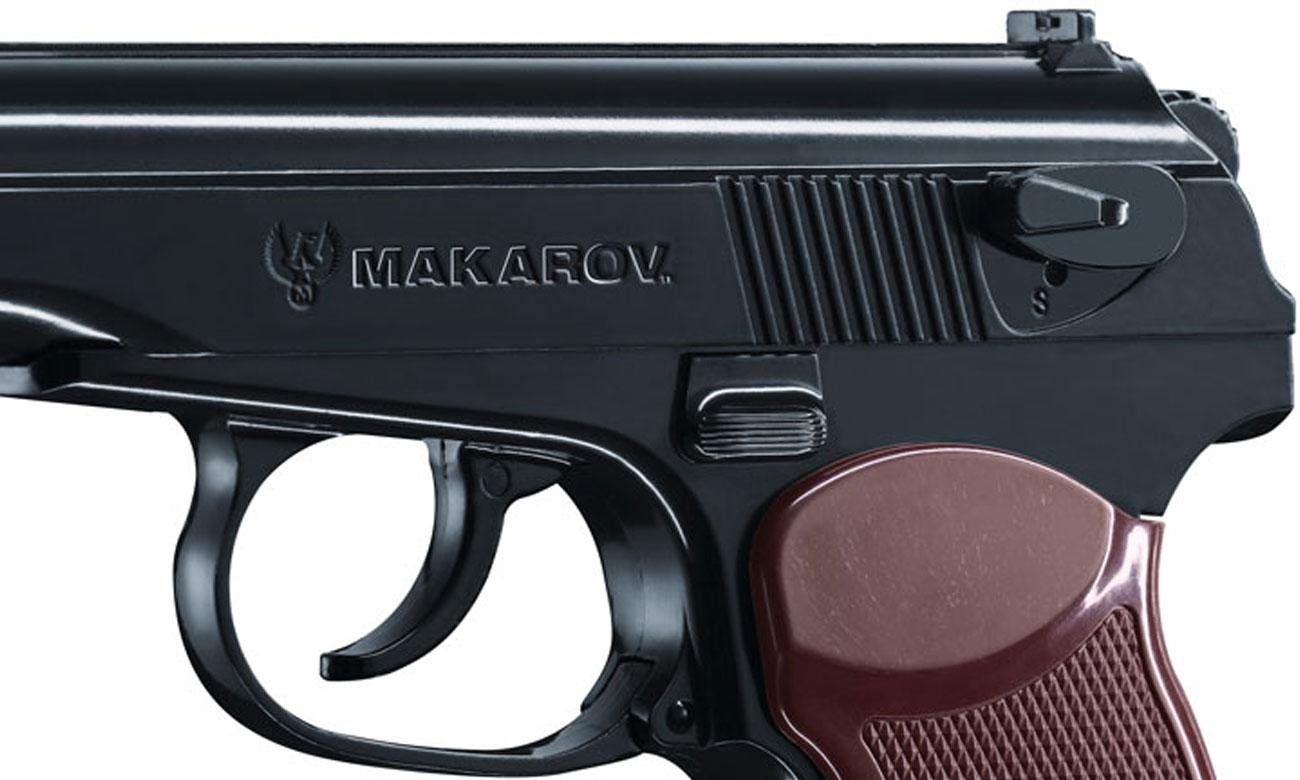 Pistolet pneumatyczny Legends Makarov 4,5 mm