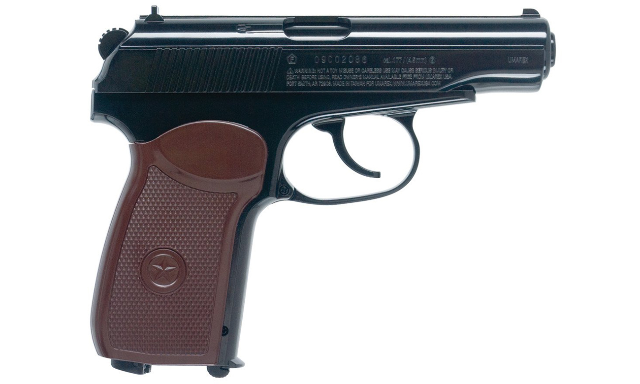 Wiatrówka pistolet Legends Makarov 4,5 mm