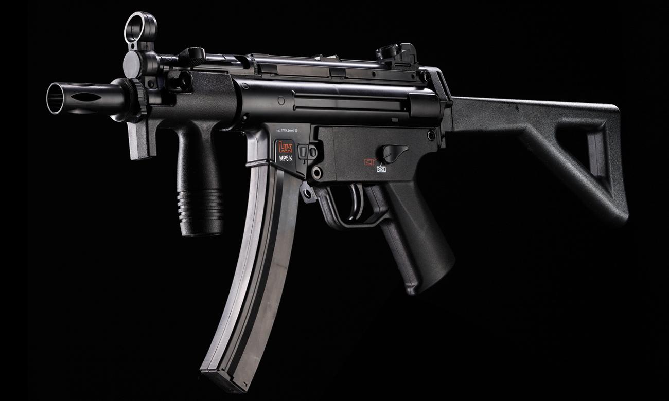 wiatrówka Heckler & Koch MP5 K-PDW pneumatyczny pistolet maszynowy