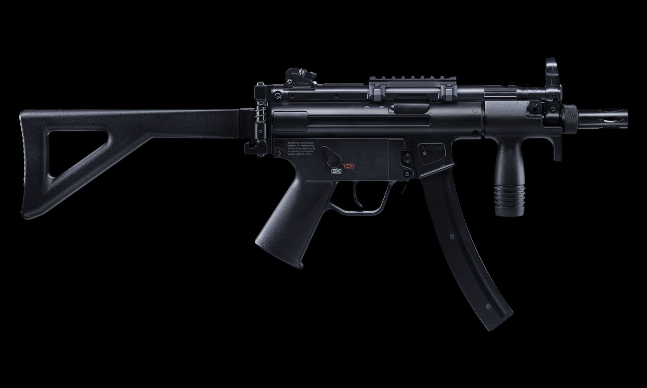 Heckler & Koch MP5 K-PDW zbiornik CO2 12g