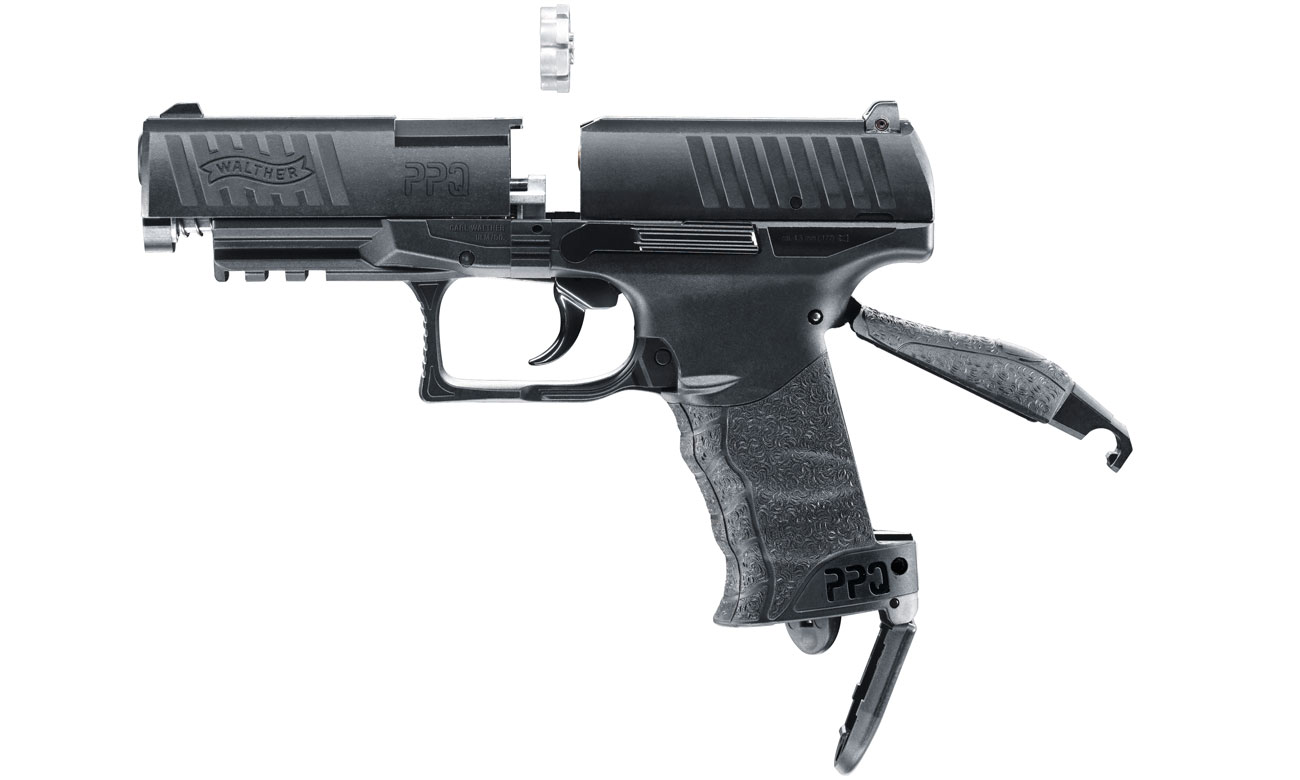 Walther PPQ 4,5 mm