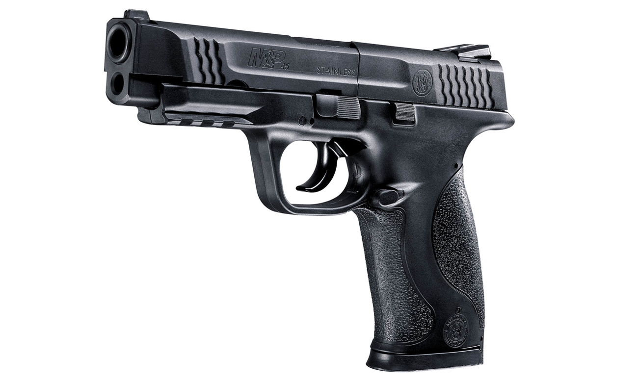 Wiatrówka pistolet Smith & Wesson M&P 45