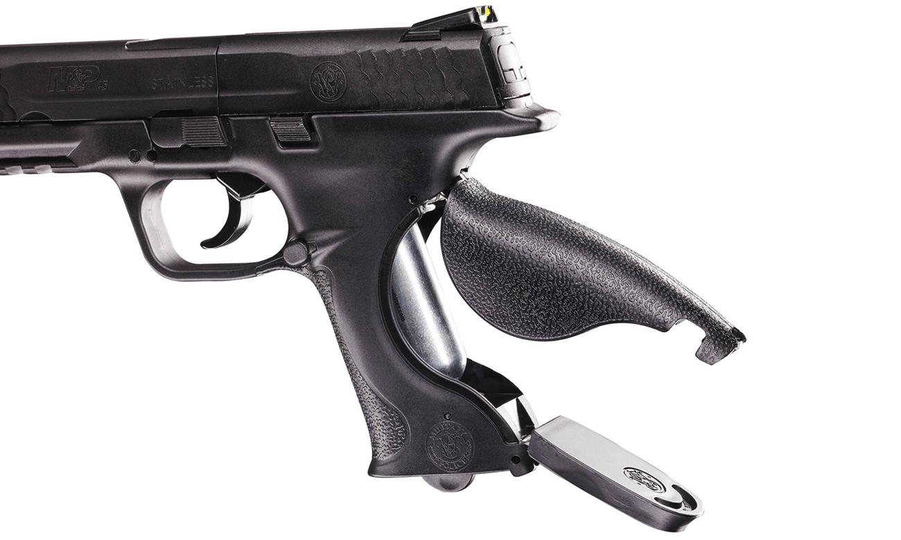 Wiatrówka pneumatyczna Smith & Wesson M&P 45