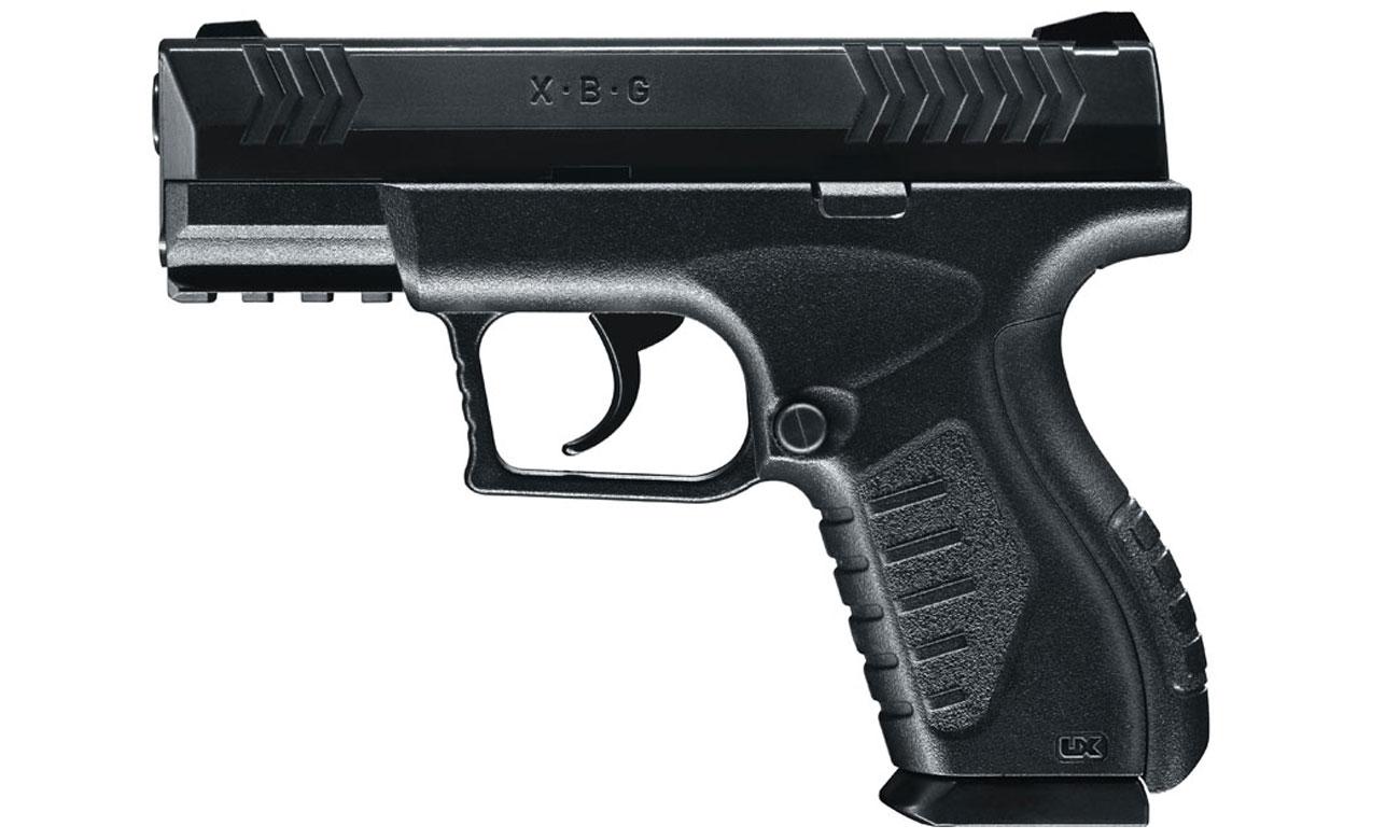 Wiatrówka pistolet Umarex XBG 4,5 mm
