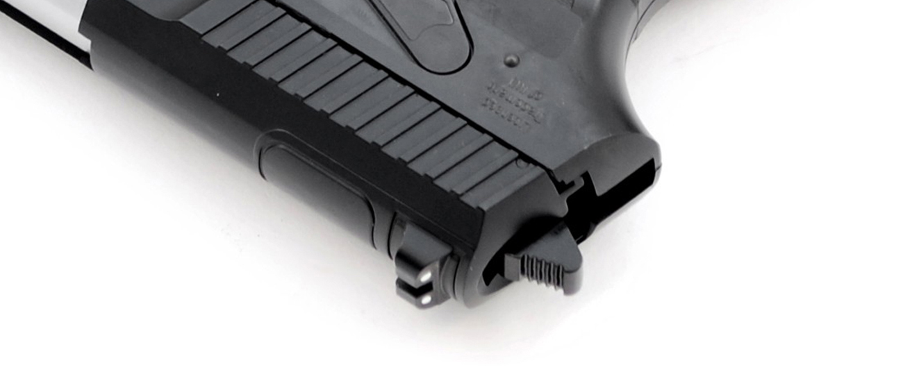 Pistolet IWI Jericho z kurkiem