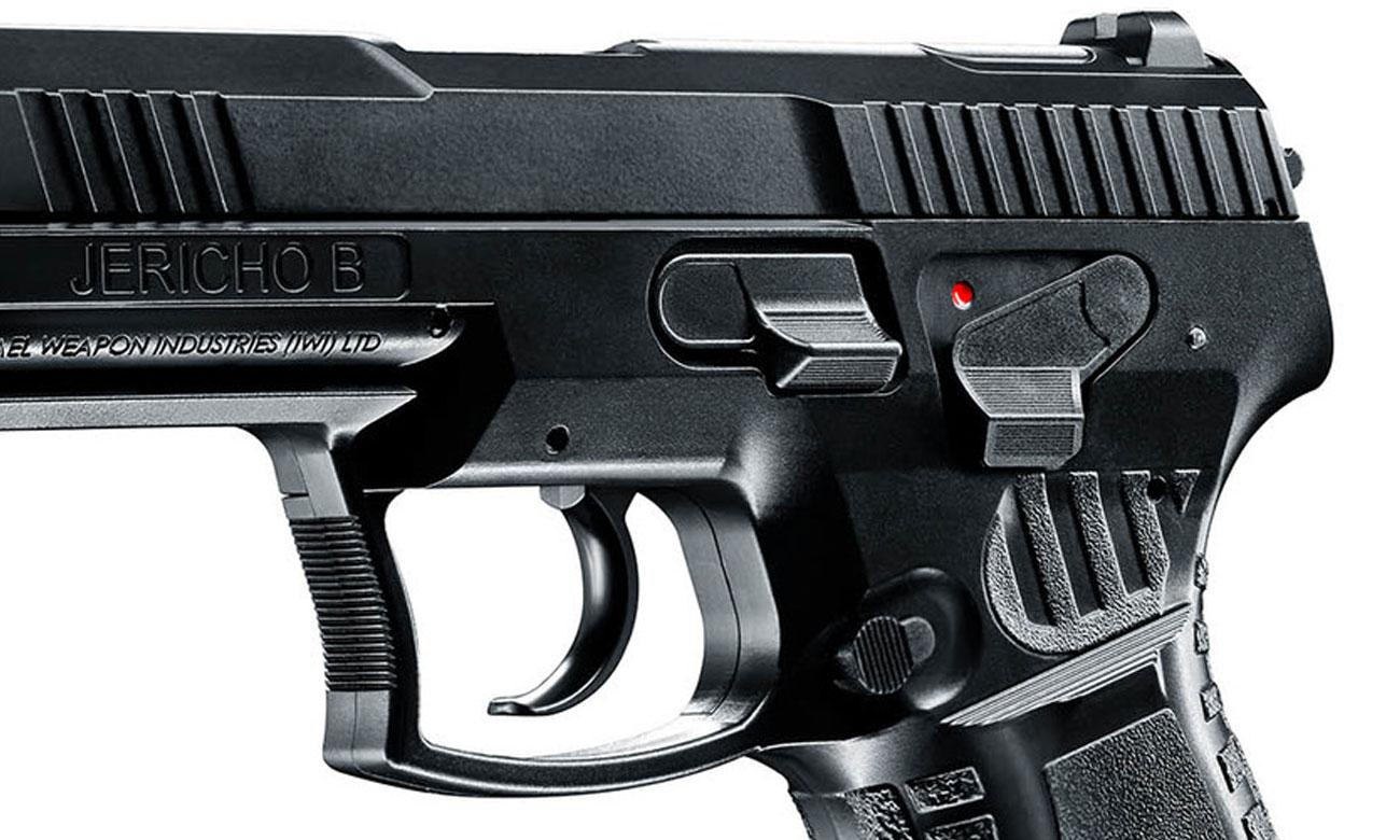 Pistolet pneumatyczny IWI Jericho B