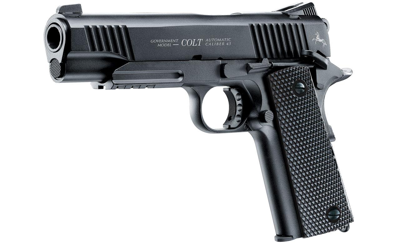 Wiatrówka pistolet Colt M45 A1 CQBP