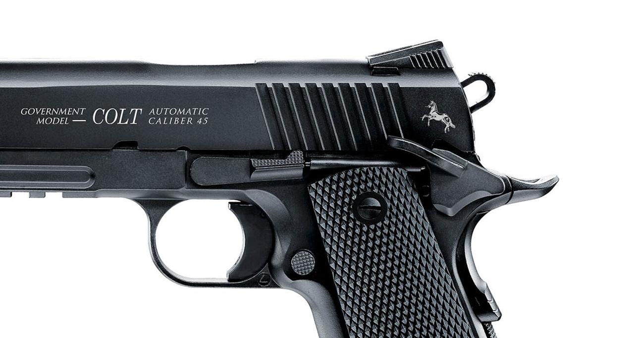 Pistolet Colt M45 A1 CQBP