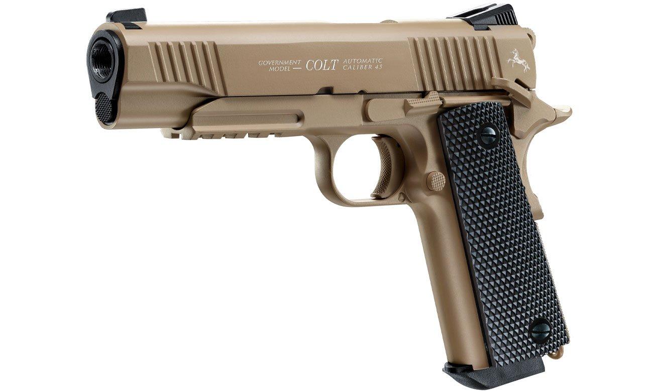 Pistolet Colt M45 A1 CQBP FDE