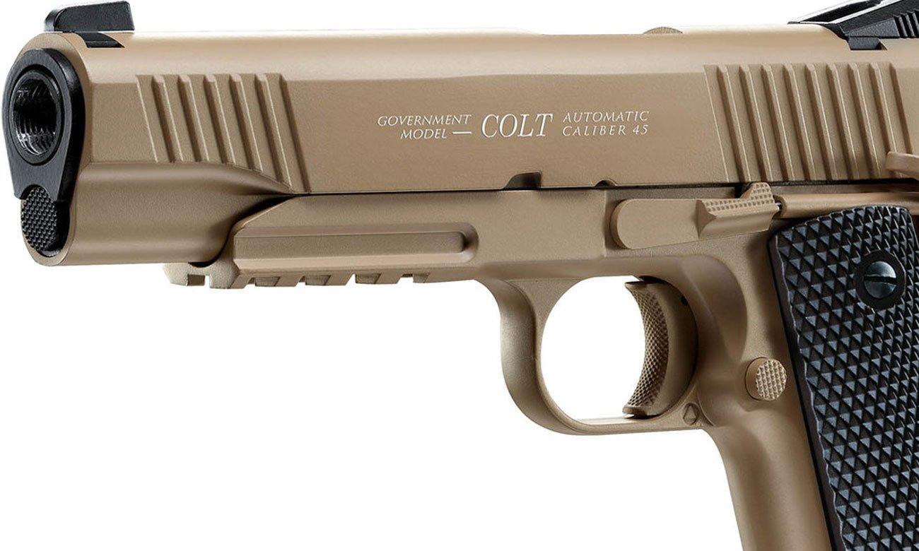Wiatrówka Colt M45 A1 CQBP FDE