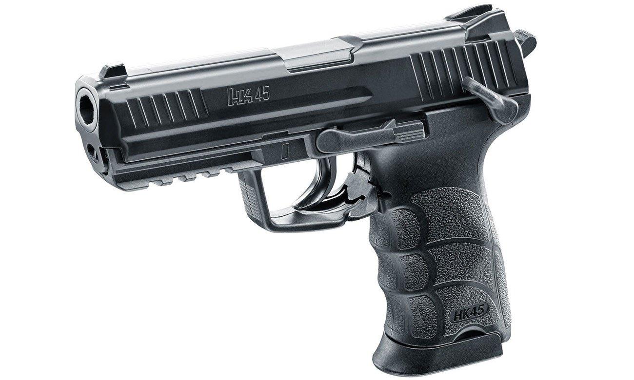 Pistolet HK45