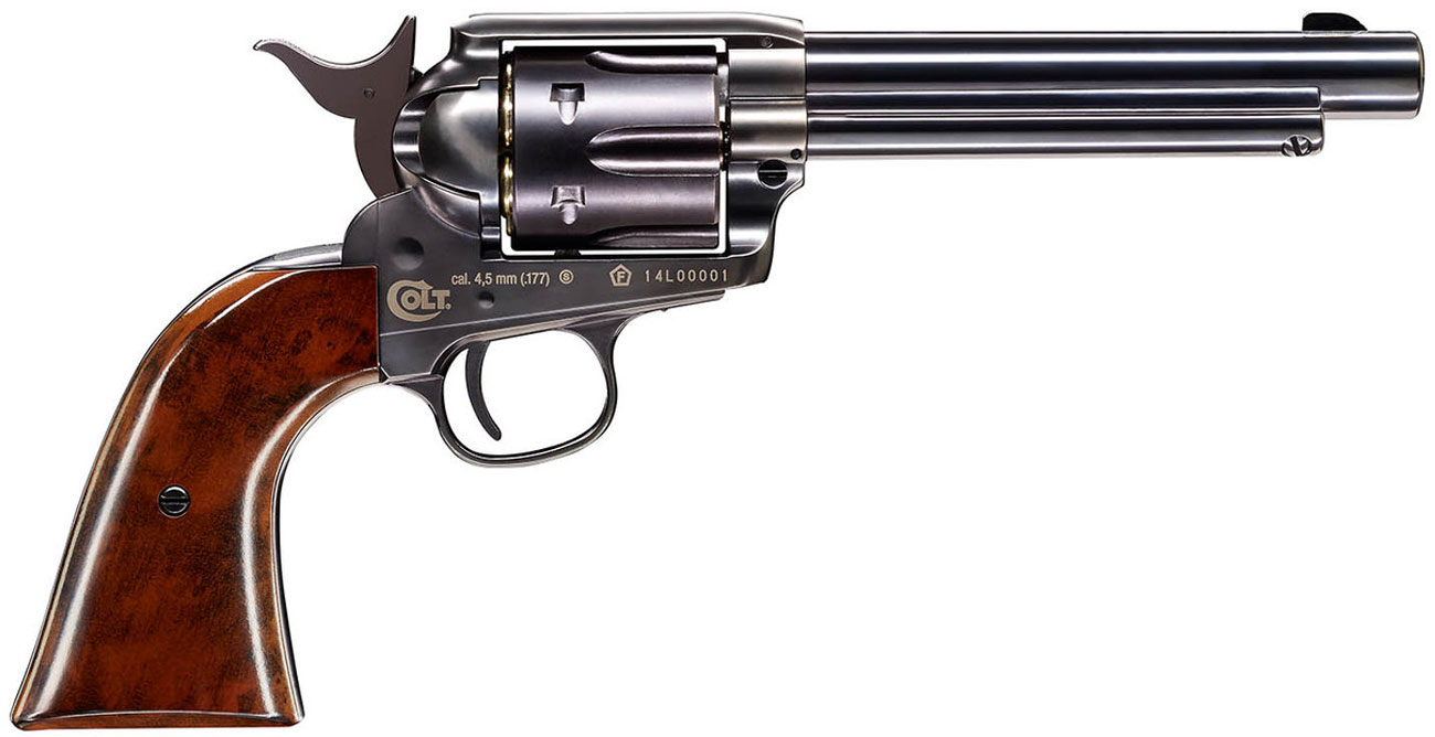 Rewolwer Colt Single Action Army 45 Peacemaker Blued 5,5