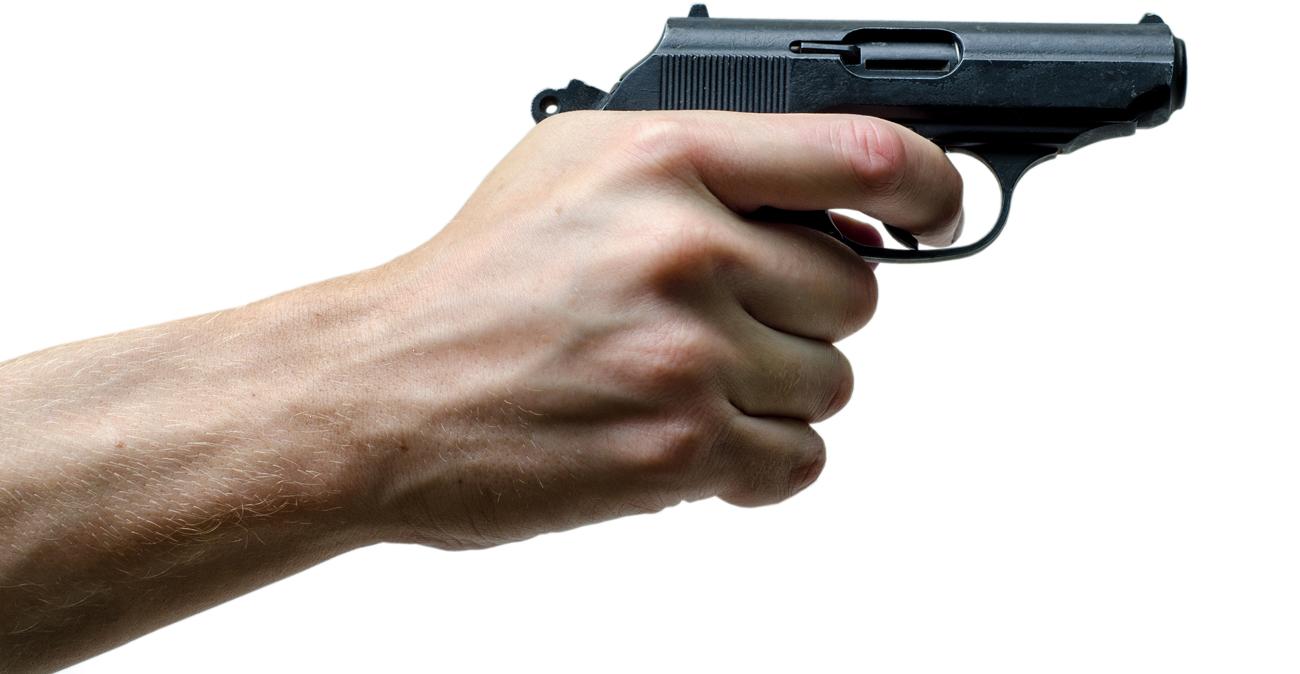 Wiatrówka pistolet Walther PPK/S 4,5 mm