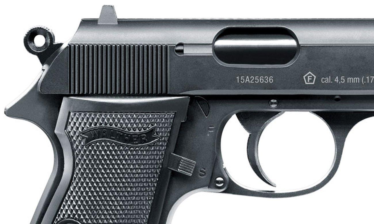 Wiatrówka pneumatyczna Walther PPK/S