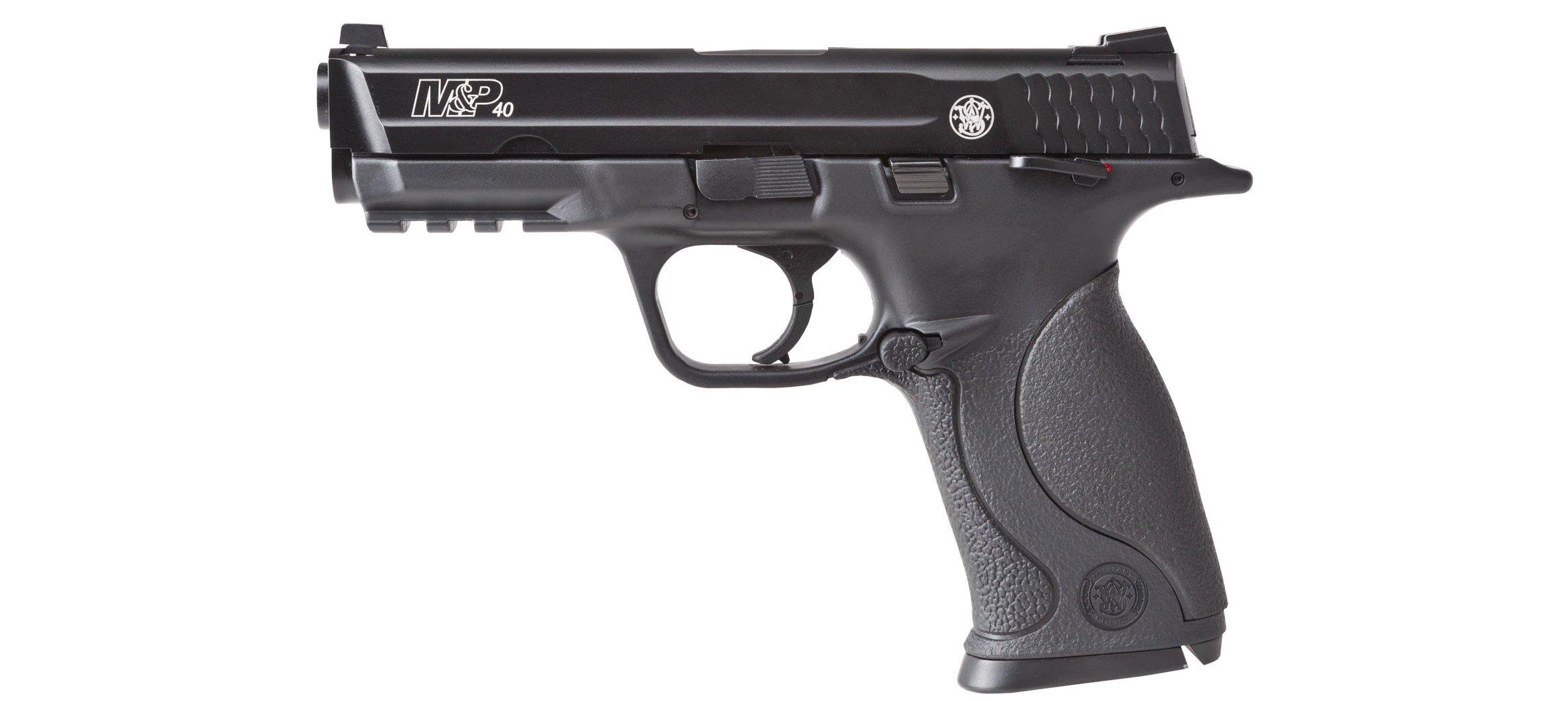 Pistolet Pistolet Smith & Wesson M&P 40 TS kal. 4,5mm BB
