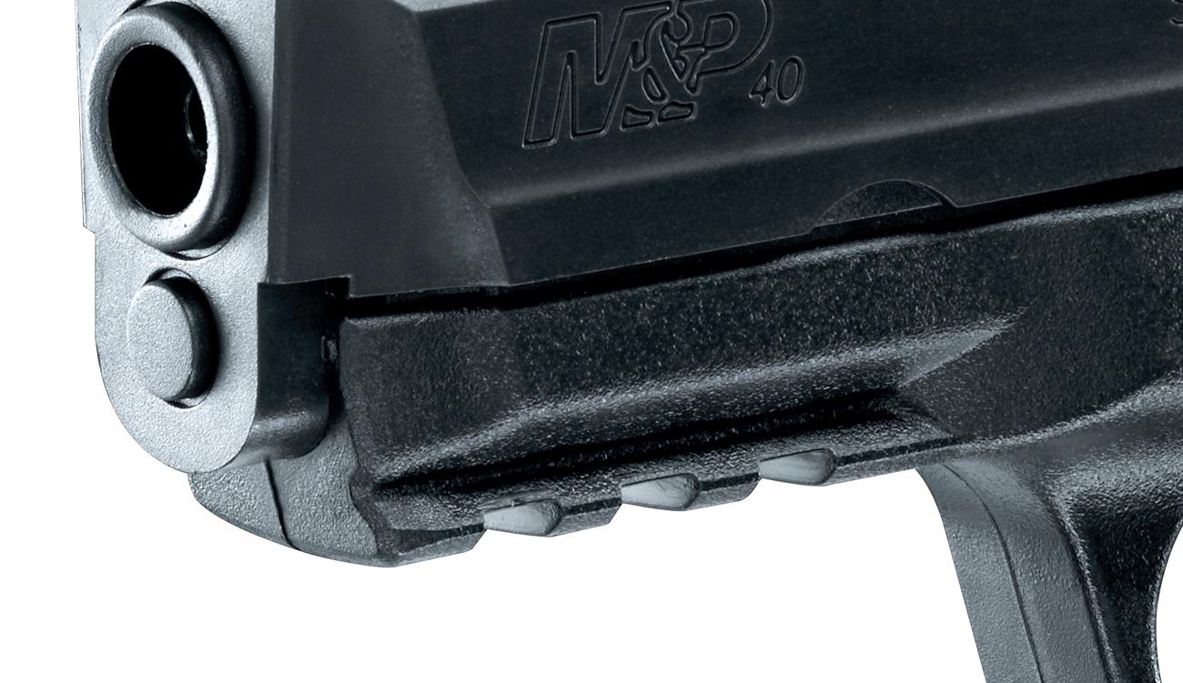 Pistolet M&P 40 TS wraz z szyną RIS