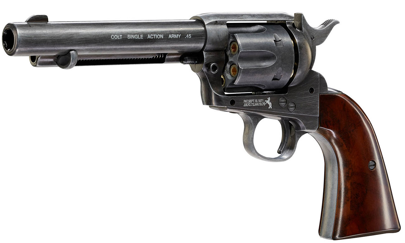 Rewolwer Colt Single Action Army 45 Peacemaker Antique Finish 5,5