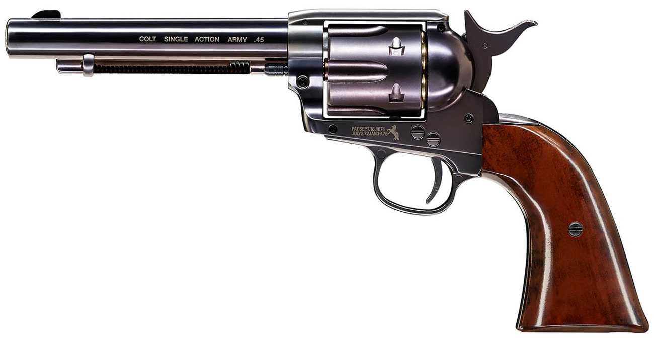Rewolwer Colt Single Action Army Peacemaker