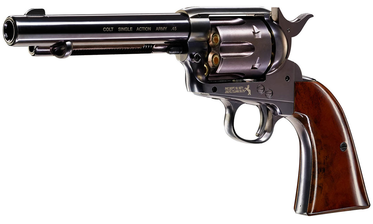 Rewolwer Colt Single Action Army 45 Peacemaker Blued 7,5