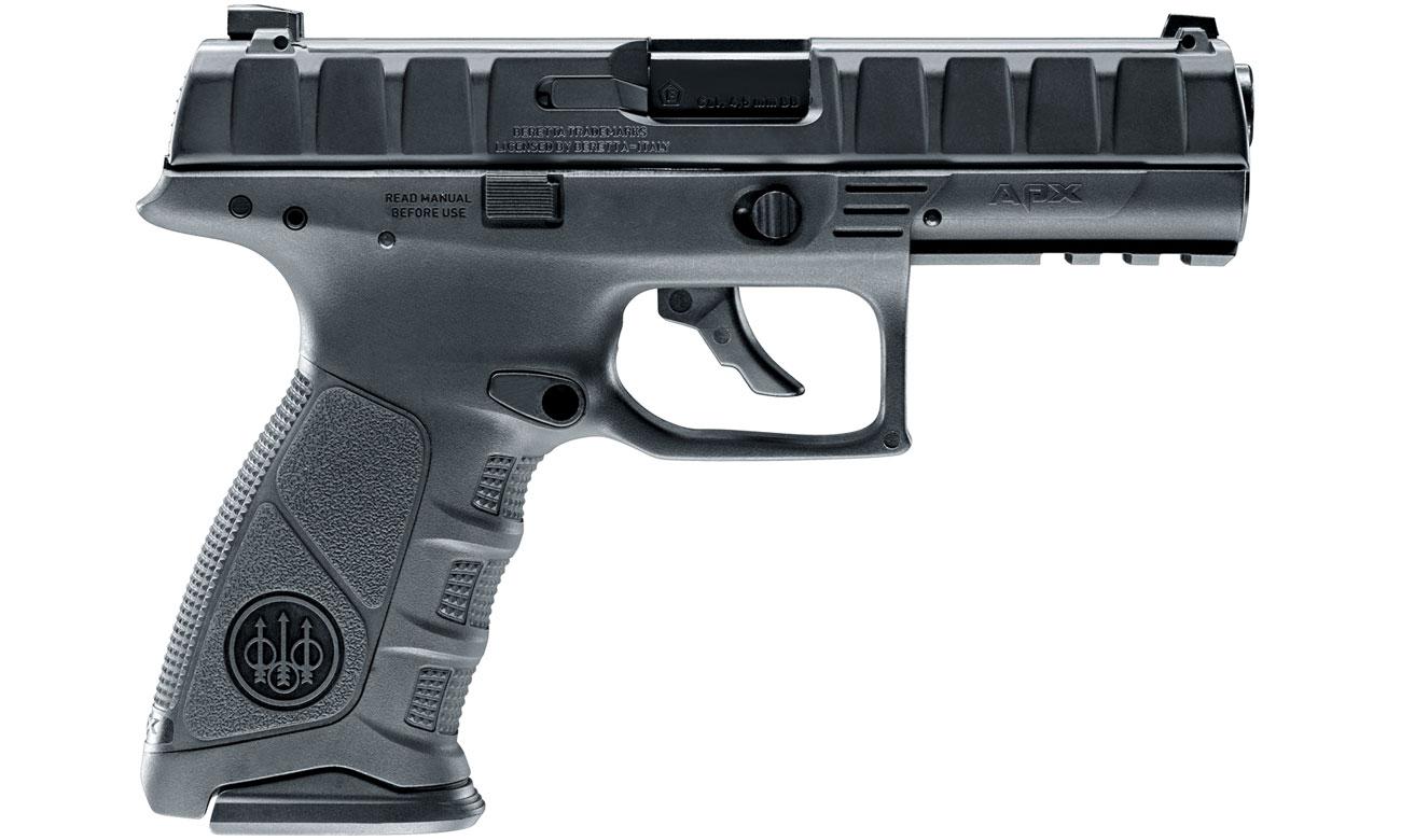 Wiatrówka pistolet Beretta APX 4,5 mm