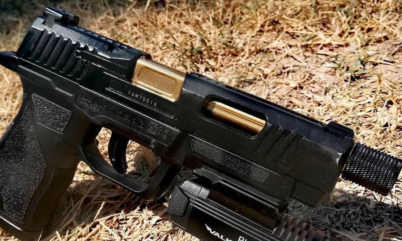 Wiatrówka pistolet Umarex SA10