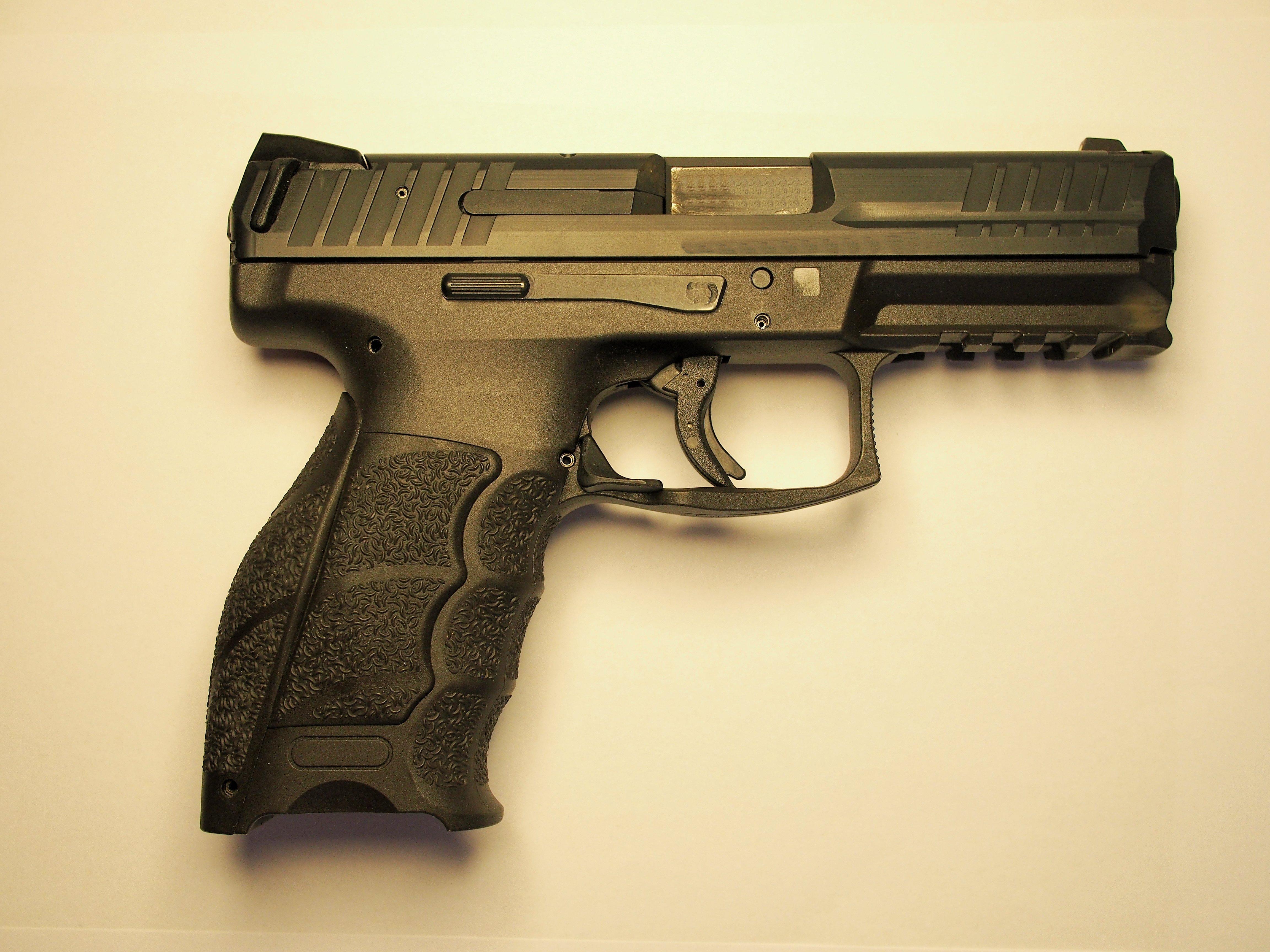 pistolet Heckler & Koch