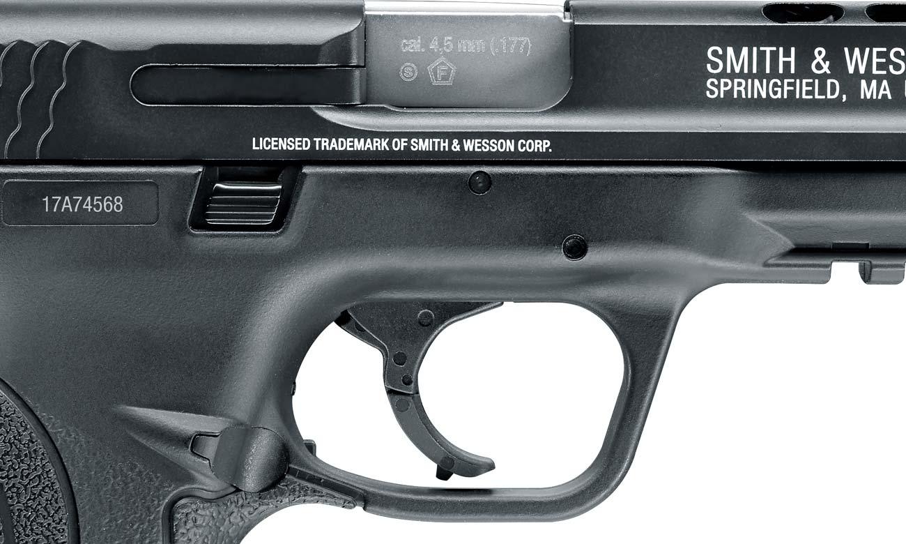 Pistolet Smith & Wesson M&P9L