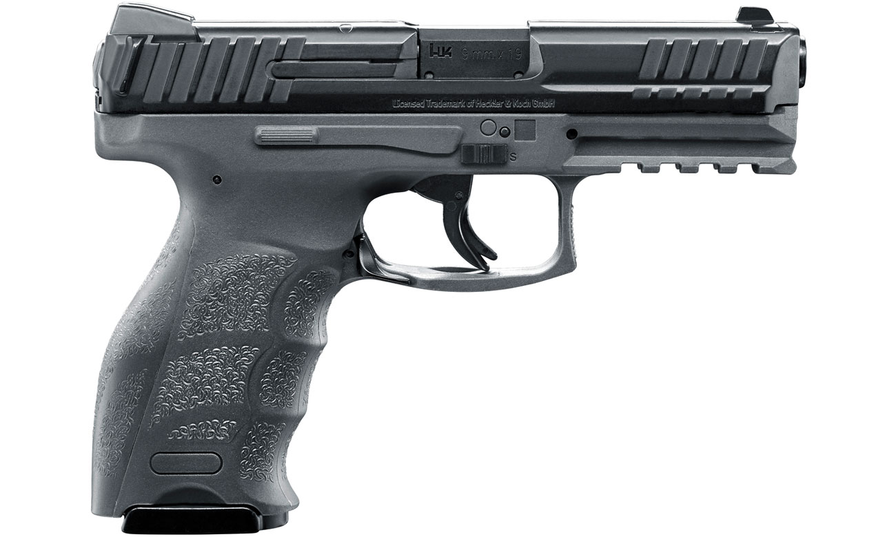 Pistolet VP9 Tungsten Grey