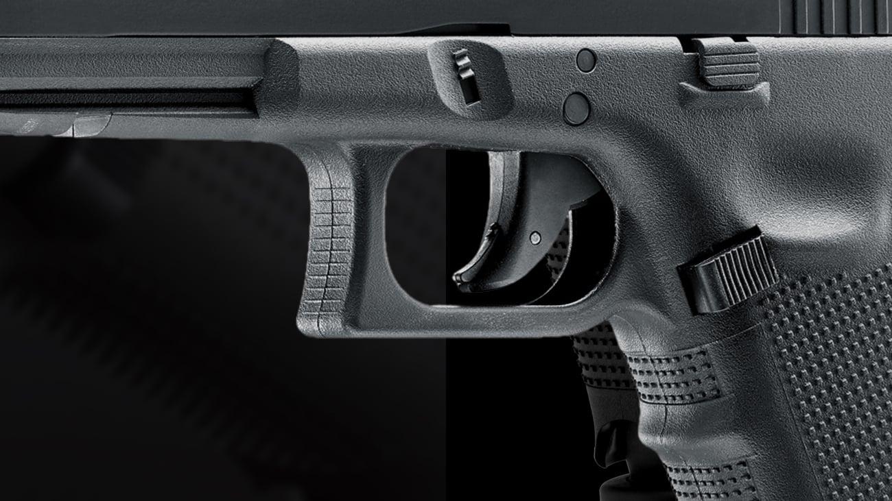Wiatrówka pistolet Glock 22
