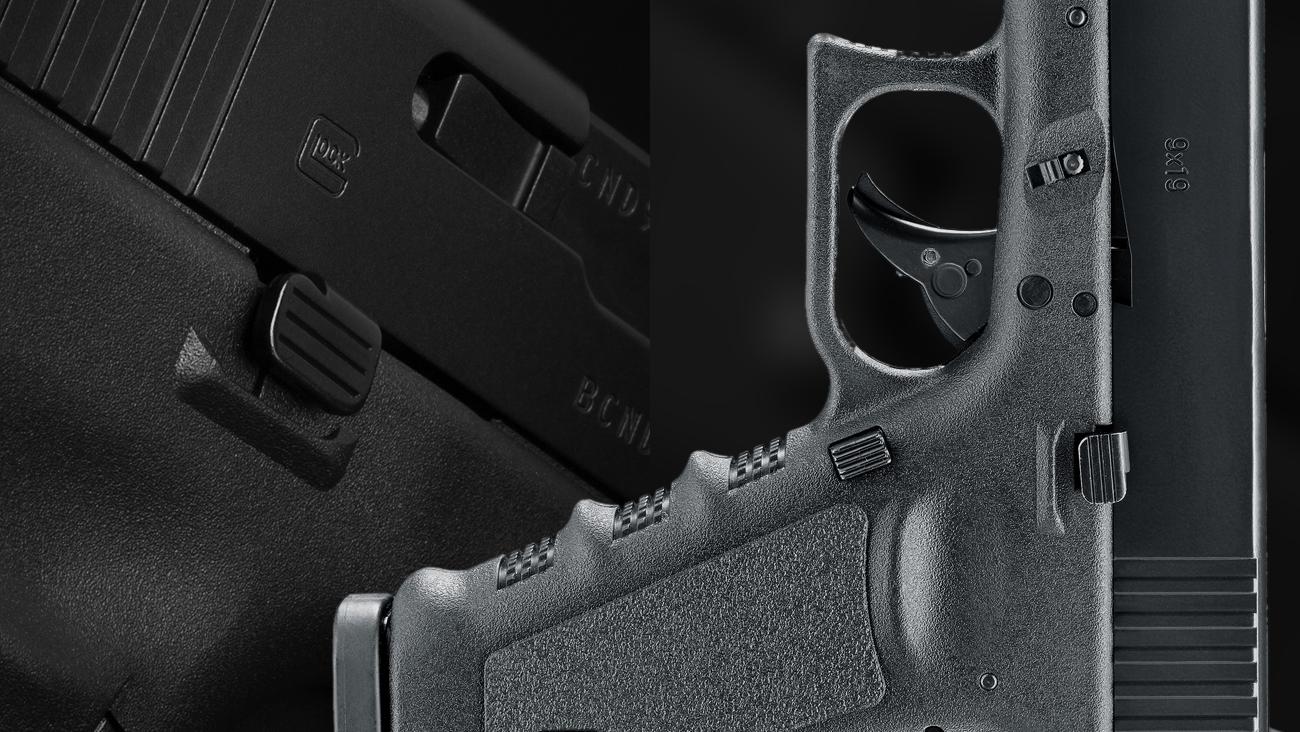 Pistolet Glock 17 kal. 4,5 mm BB
