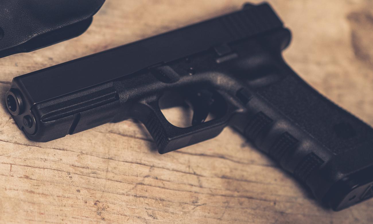 Pistolet Glock 17
