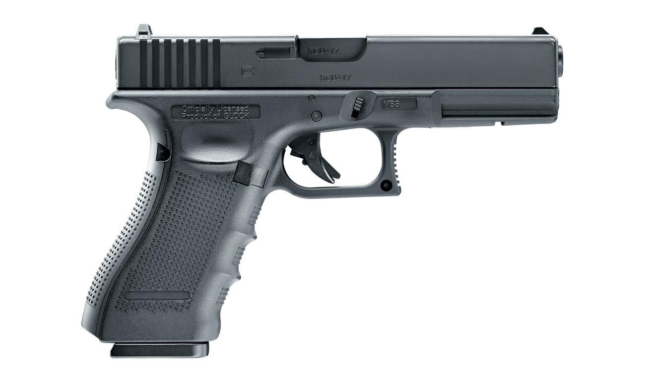 Pistolet Glock 17 Gen4 kal. 4,5 mm BB