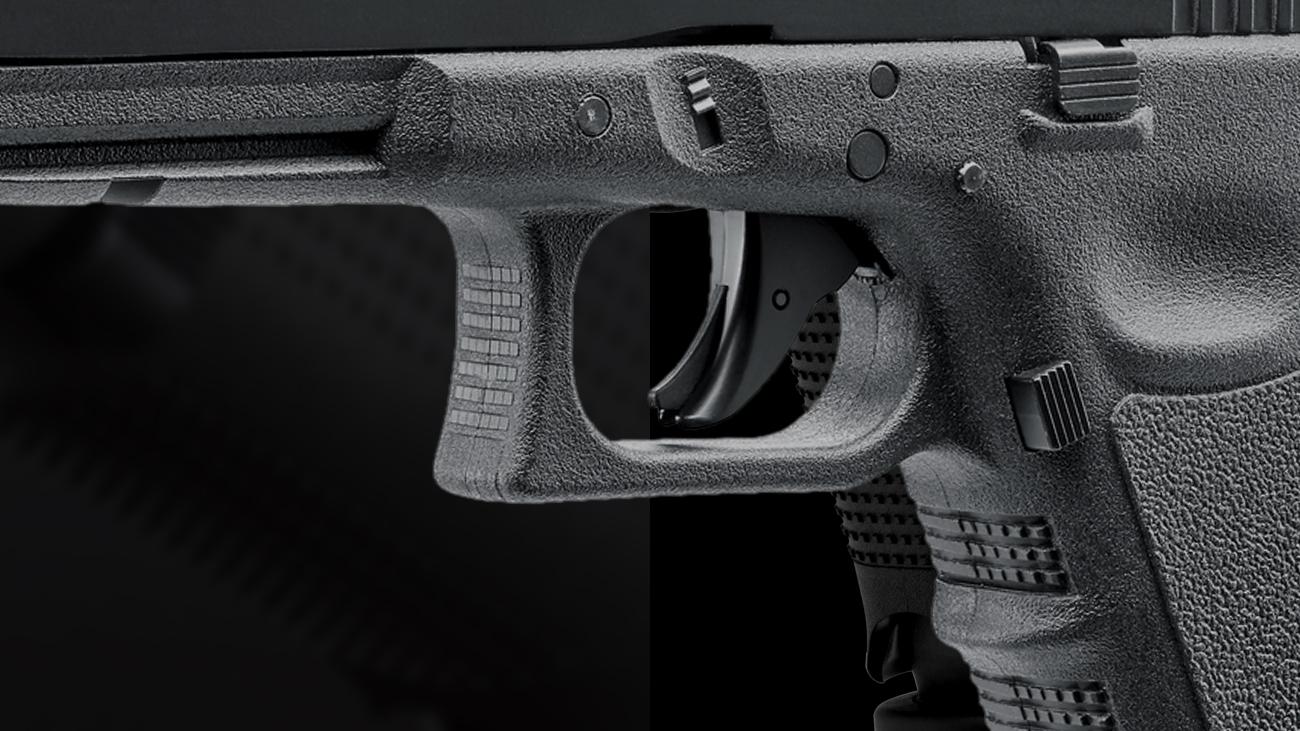 Pistolet Glock 17 kal. 4,5 mm Diabolo BB