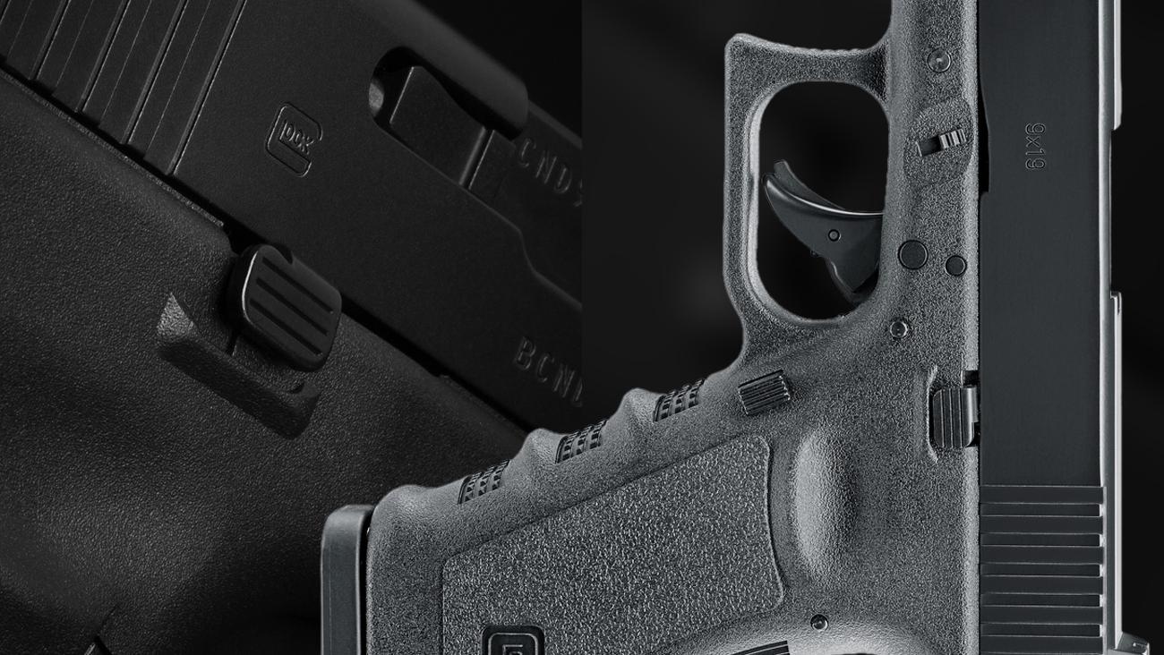 Pistolet Glock 17 kal. 4,5 mm