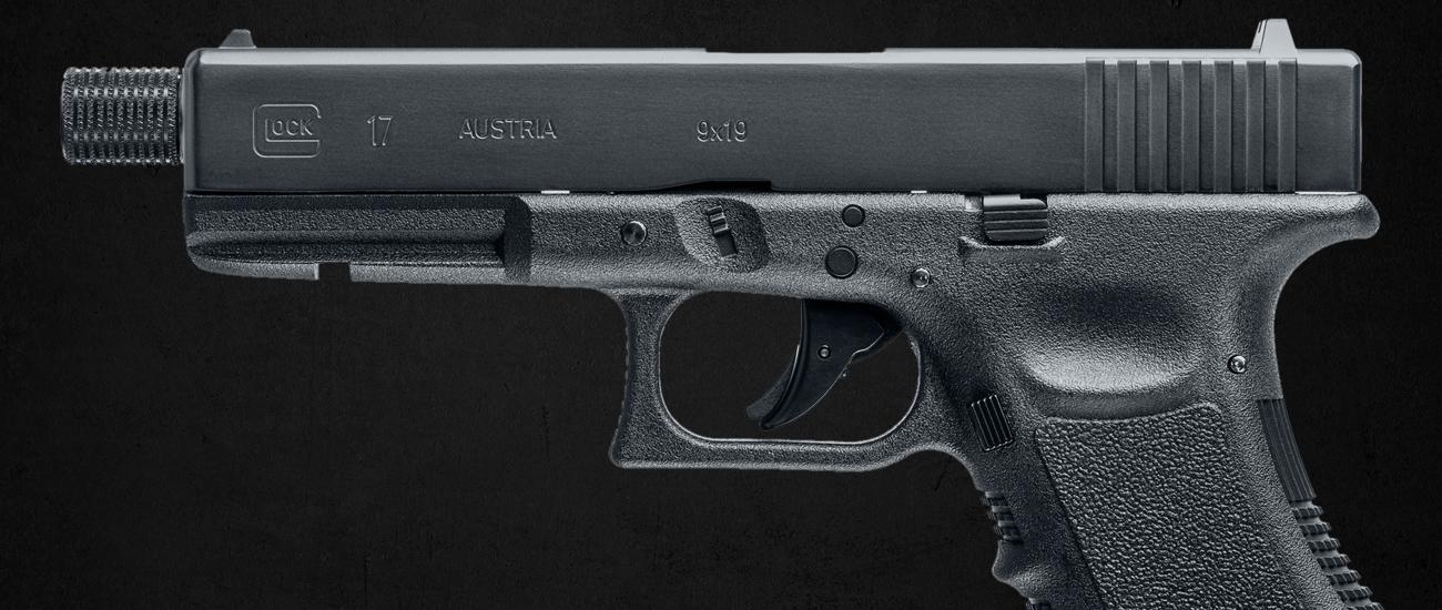 Wiatrówka Glock 17 popularna niezawodna konstrukcja