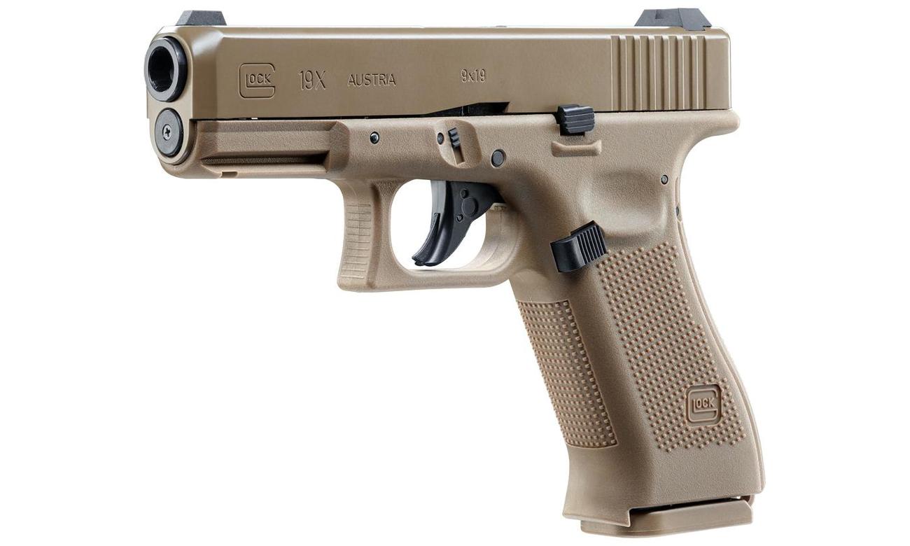 Wiatrówka Glock 19 4,5 mm