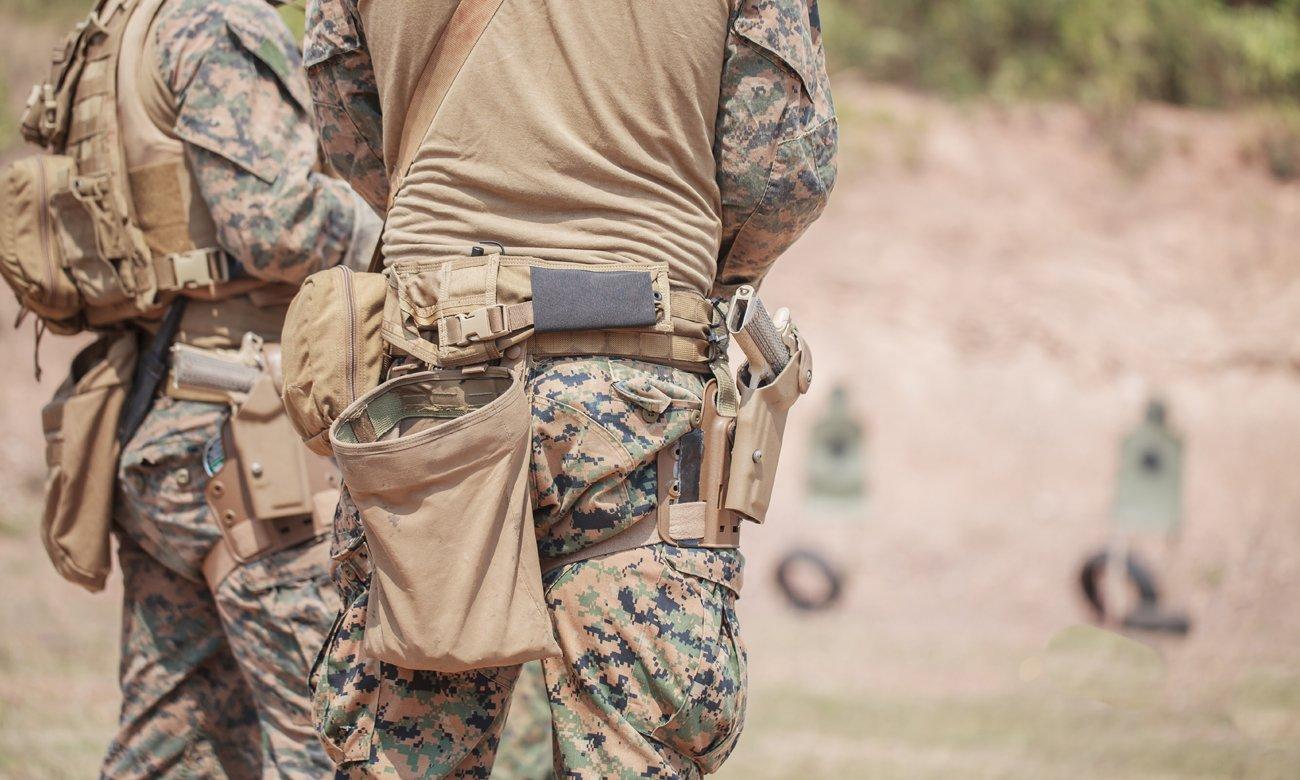 Glock 19x FDE klasyczna konstrukcja
