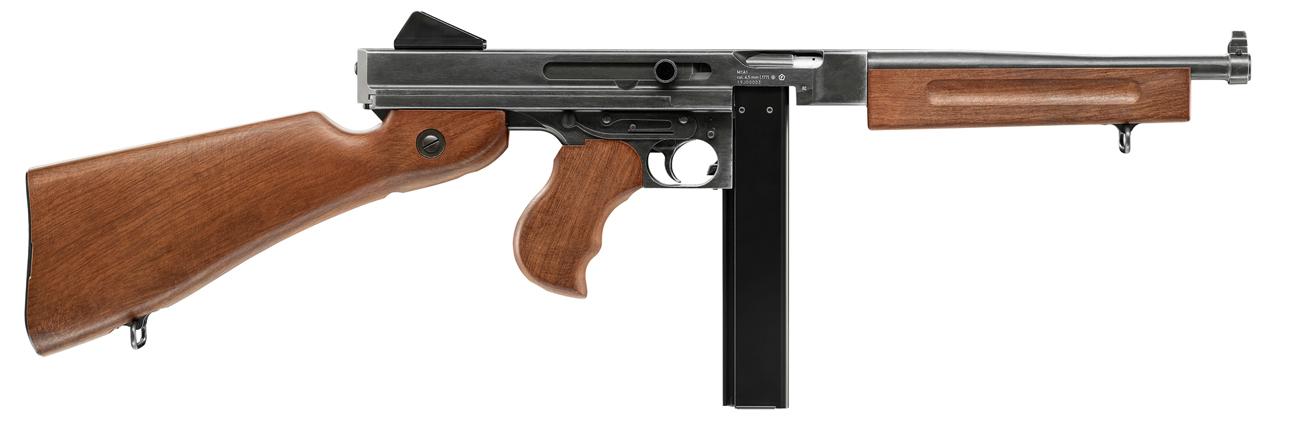 Pistolet maszynowy Legends Thompson M1A1 4,5 mm BB