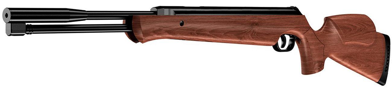 Karabinek-wiatrówka Walther LGU Master Pro Wood
