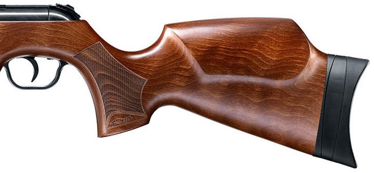 Karabinek-wiatrówka Walther LGV Master Pro Wood