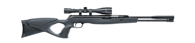 Karabinek Walther LGU Varmit Kit 4,5 mm wraz z lunetą