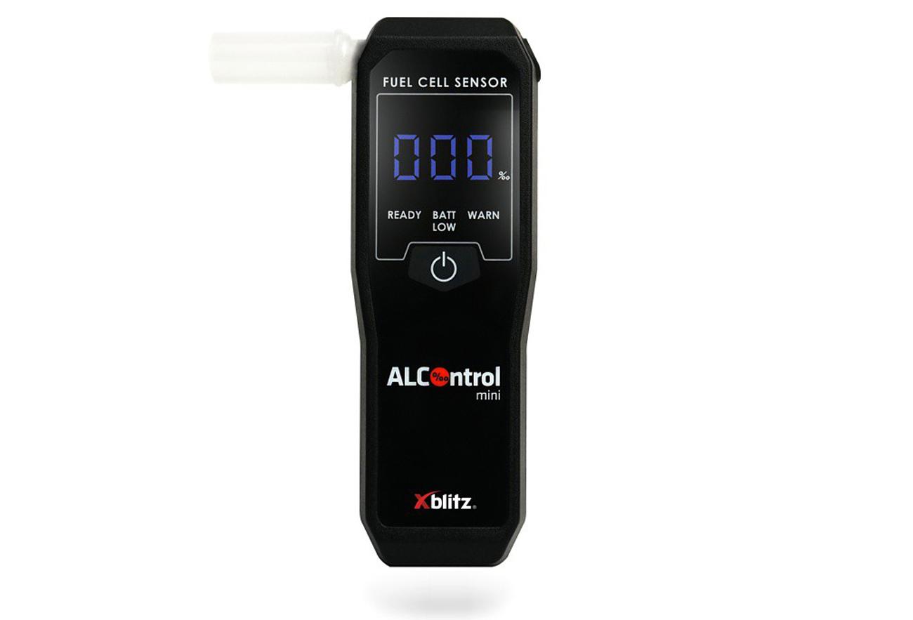 Alkomat Xblitz Alcontrol Mini