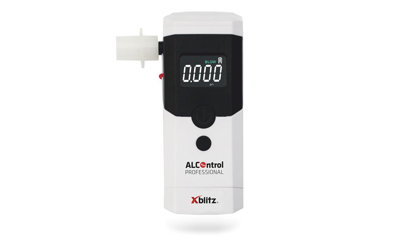 Alkomat Xblitz all alcontrol