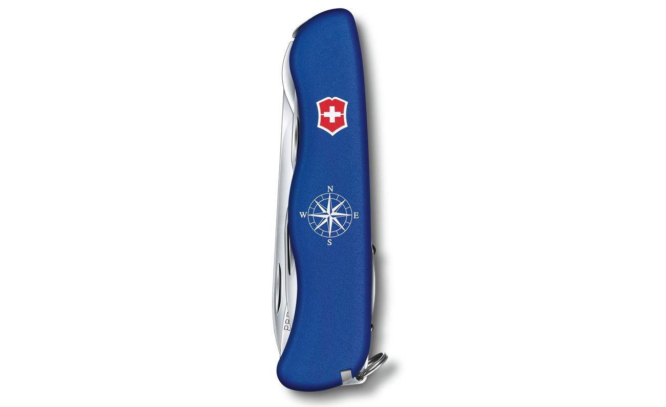Scyzoryk Victorinox Skipper Slider Lock, 111mm, Nylon, niebieski
